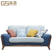 Modern American design chesterfield deluxe sofa set