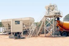 High Quality and Reliable Concrete Batching Plant/ Concrete Batching Mixing Plant for Sale in Africa, Nigeria and Others Countri