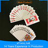 Wholesale Cheap custom plastic poker chips with low price