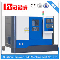 CKX400L best seller high speed high precision cnc torno slant bed cnc lathe hydraulic chuck tool turret tailstock high quality