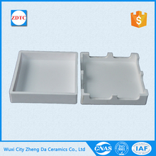 High temperature resistance refractory 95 alumina ceramics crucible