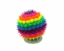 Cute popular anti-stress ball, free stress ball, rubber silicone ball