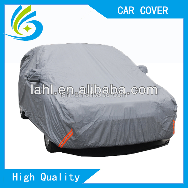 Strong and durable PEVA car sunproof cover, auto sunscreen cover