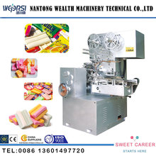 AUTOMATIC CANDY CUT AND FOLD PACKAGING MACHINERY