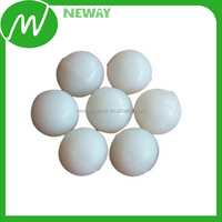 Customize High Quality And Cheap White Rubber Ball 5mm