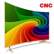 55 Inch Ultra HD Household Android LED 4k Curved Smart TV