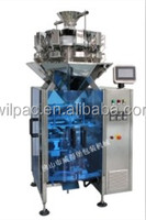 Automatic wasabi flavor coated peanuts packing machine