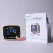 Daily healthcare low level laser therapy device treatment instrument reduce blood sugar