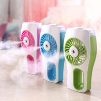 Portable Mini Cooling Replenishment Fans USB