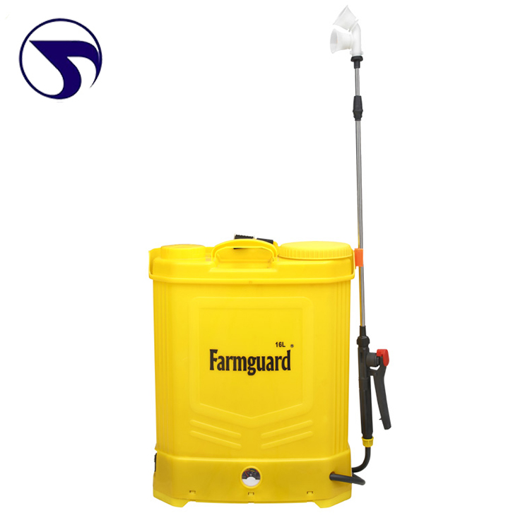 High Grade big charger Knapsack fruit tree power sprayer