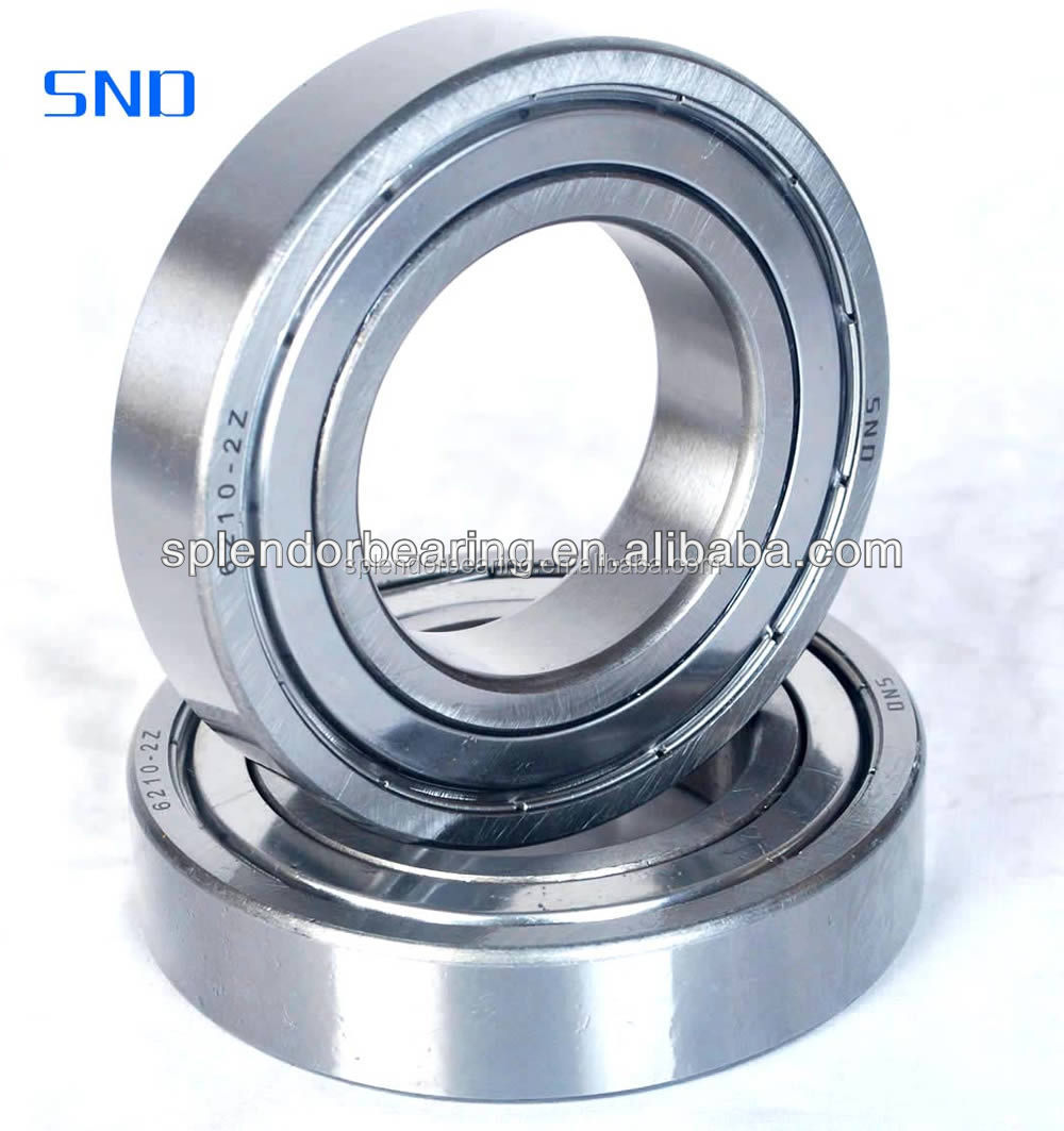 cheaper price good quality Deep Groove Ball Bearing 6210-ZZ/ZV2