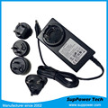 Universal International General 12V 5.4A Mass Power Adapter With US EU UK AU Plug