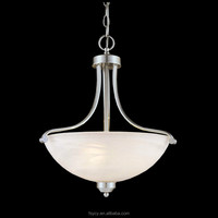 modern led pendant lighting opal white glass lighting lamp