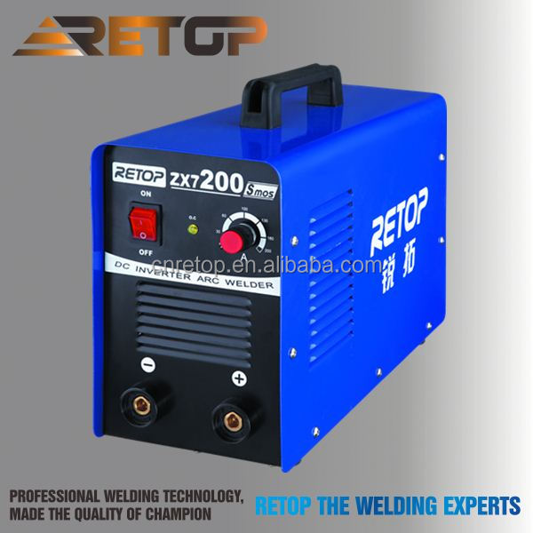 New style Best Price zx7-200 mma dc inverter welder zx7-200/250