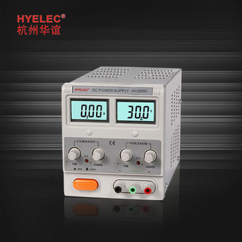 HY3005D 0-30V 0-5A DC Regulated Linear Mode DC Power Supply