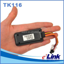 Mini car gps tracker with ACC status checking and vehicle status notifying