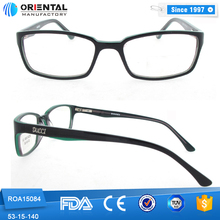 2015 High Class Eco-friendly Acetate Optical Glasses Fashion Eyewear