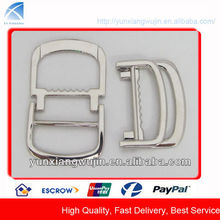 CD1420 Fashion Small Metal Double D Ring Buckle Accessories Bags Factory