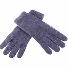 15PKMT02 lady's winter trendy 100% pure cashmere glove