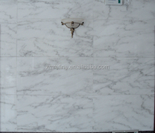 white marble decorative wall tiles,24x24 or 30x30 available