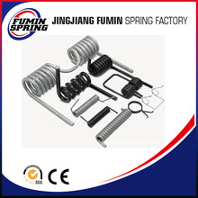 High precision steel industrial hardware flat torsion spring for sale