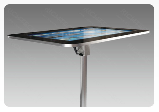 NEW design! interactive multi touch conference game table with touch screen