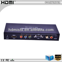 best price hdmi to vga cable with audio output