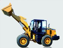 Export South America Market WHEEL LOADER