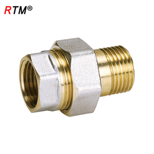 B17 4 12 hydraulic union fitting brass half union fitting hydraulic hose fittings