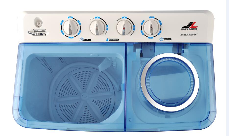 7.5KG/8.5KG/10KG/TWIN-TUB WASHING MACHINES /SEMI-AUTOMATIC WASHING MACHINES /POPULAR NEW DESIGN/GMARK ,SASO ,CB