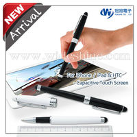 smartphone with stylus , 2 in 1 touch screen pen and roller pen , business for sale