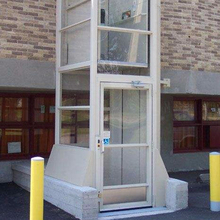 Building 2 person small home mini lift elevator for sales