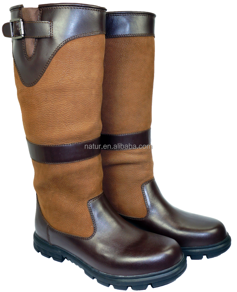 Expert Waterproof Sailing Boots Country Boots Riding Boots