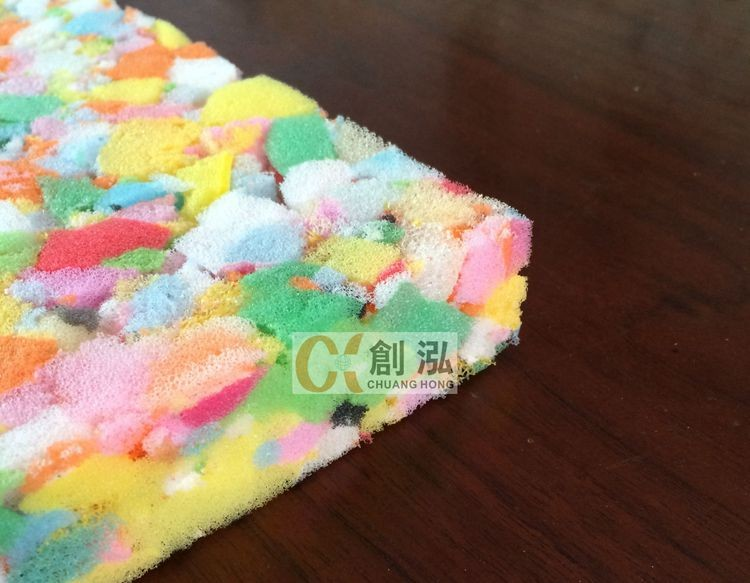 QUALITY PU recycled foam /Rebond Foam/mattress foam sheet