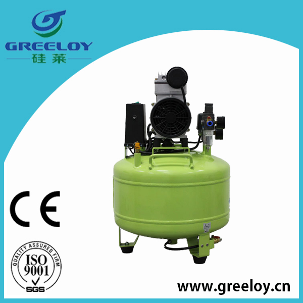 air brush used silent oil free air compressor motor 800W