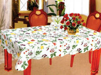 multi color sequin polyester fabric table cloth and chair covers from china supplier