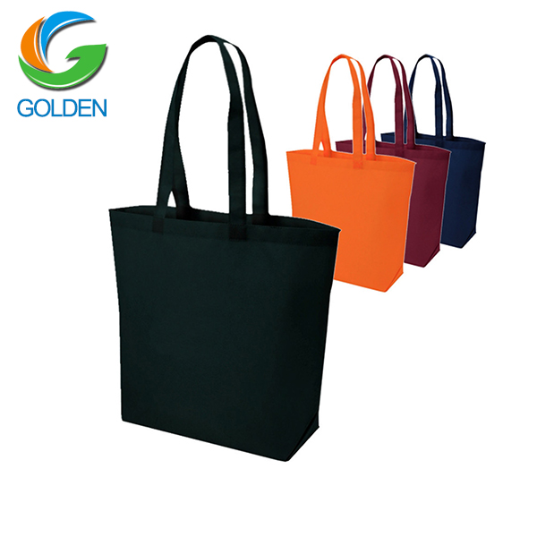 Wholesale Cheap Price Colorful Non Woven Fabric Bags 90G,Pp Nonwoven Shopping Bag