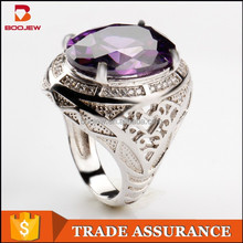 Factory Wholesale men ring model, 925 sterling silver rings