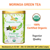 Natural Moringa Green Tea