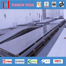 High Quality SS 201 202 stainless steel plate/sheet
