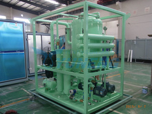 High Efficiency Transformer Oil Regeneration Machine Change Color