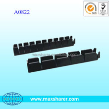 high quality Antistatic black ESD tray conductive PCB tray