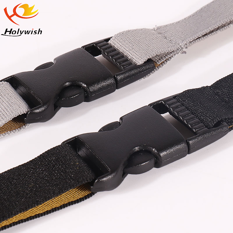 High quality lanyard parts detachable plastic buckle