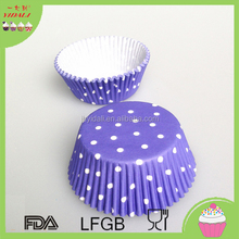 Disposable Pretty Paper Cupcake Baking Cups