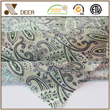 Fashion Style Custom Polyester Digital Printed Fabric For Lining