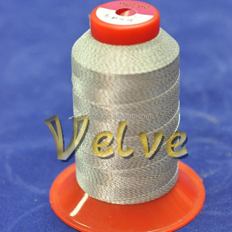 stainless steel anti-static conductive thread