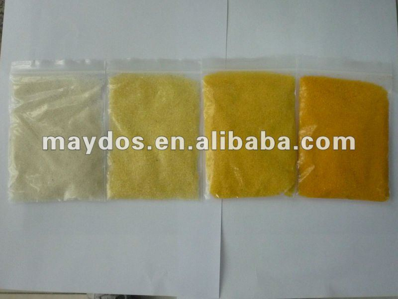 Maydos wearing resistance Epoxy Colored Sand Rubber liquid rubber floor paint coating (China paint company/Maydos Paint )