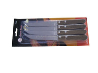 Newly design and Various Styles stainless steel steak knife