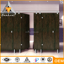 Sunleaf disabled toilet cubicle partition hardware accessory set