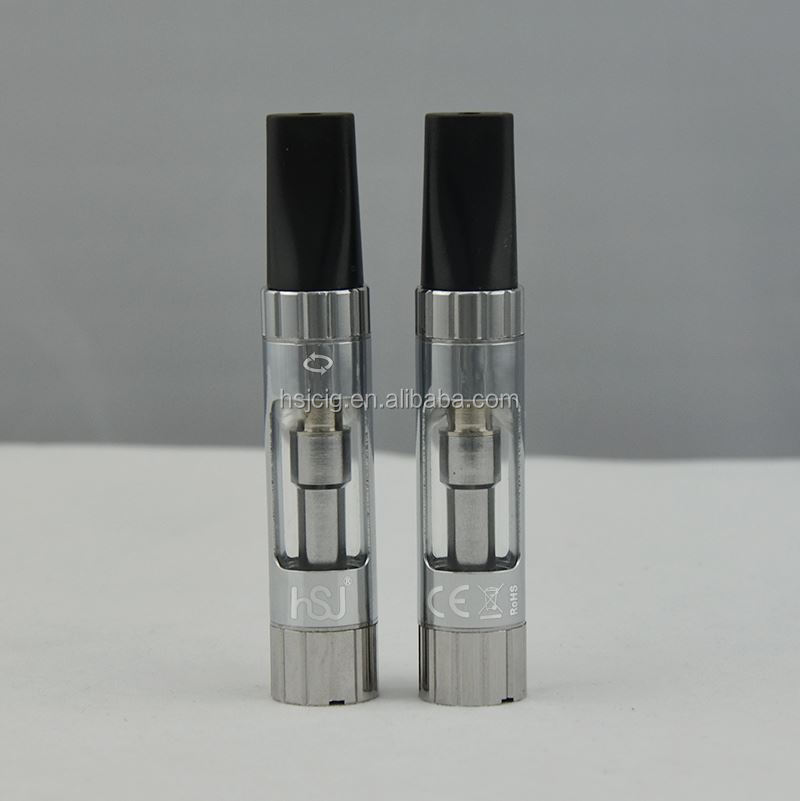 hsj electronic cigarette clearomizer 510 ceramic wax atomizer no leak 1473 510 thread